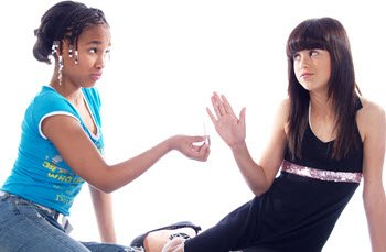 Our life coaching program for kids can help kids learn how to stand up to peer pressure