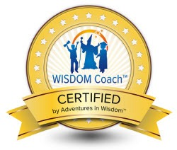 As part of your coaching kids certification use the WISDOM Coach logo to establish credibility