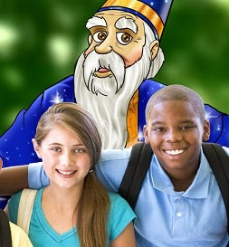 Wyatt the Wise Wizard helps kids develop a learning mindset and thrive