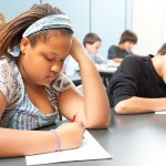 Help kids beat test stress