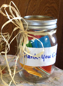 Gratitude Jar Craft for Kids: Create and connect with your kids over the holidays!