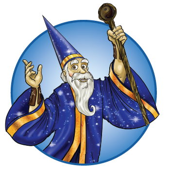Wyatt the Wise Wizard teams with you to help your kids develop 27 powerful mindset skills for life!